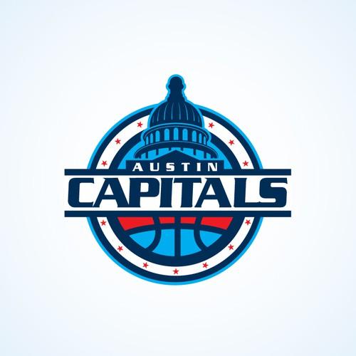 Austin Capitals needs a new logo