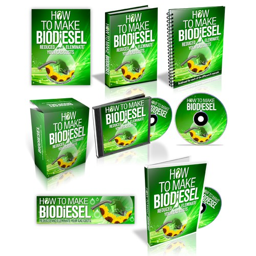 eBook Cover, Box Set, CD Jewel Case Design & Site Banner