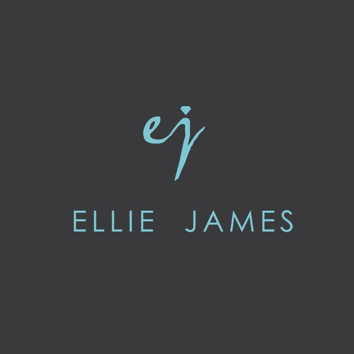 "Logo For ""ellie James"""