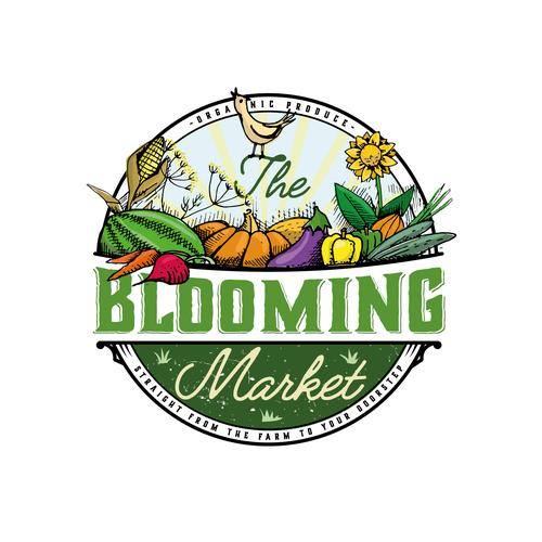 Logo for online veggie sellers