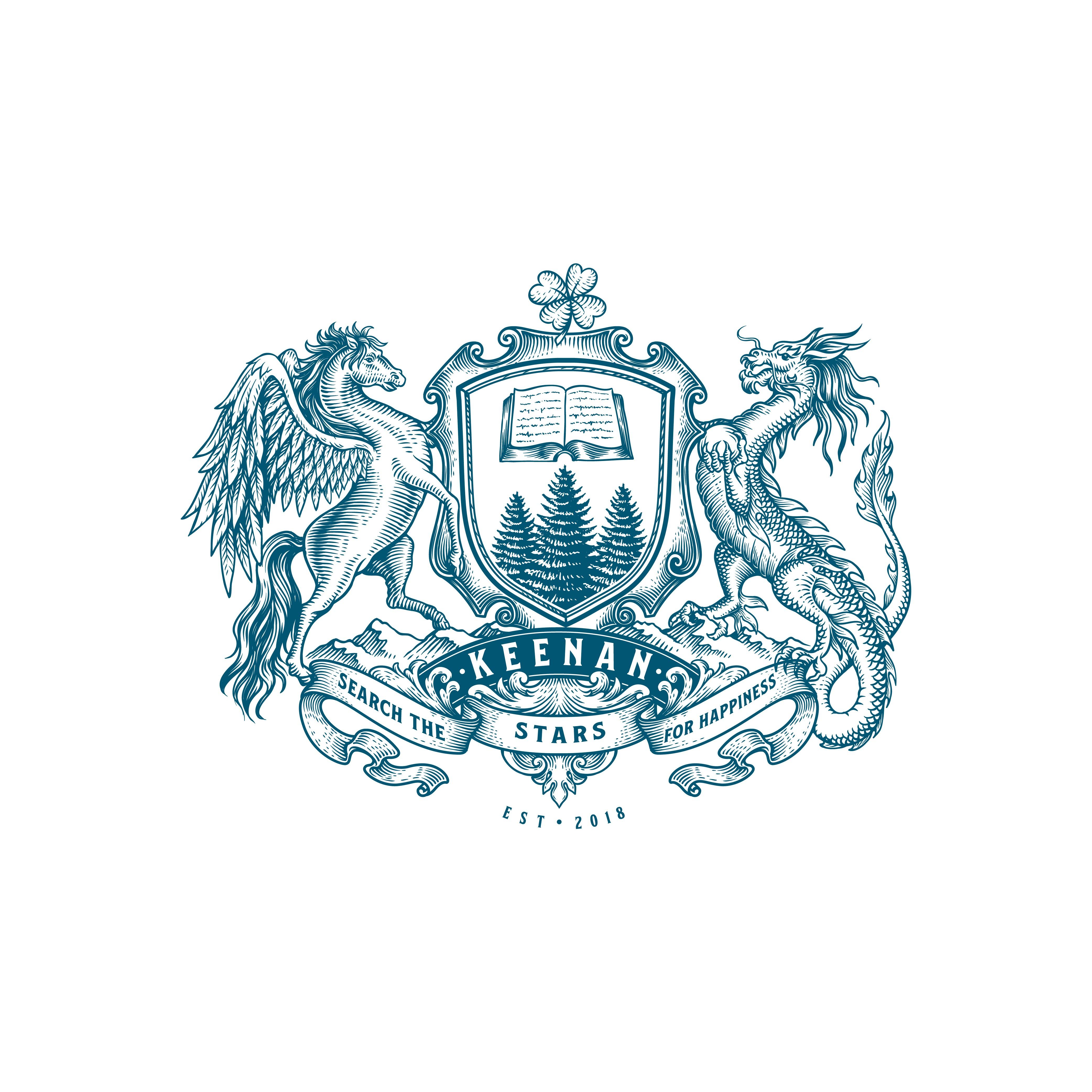 Keenan Family Coat of Arms