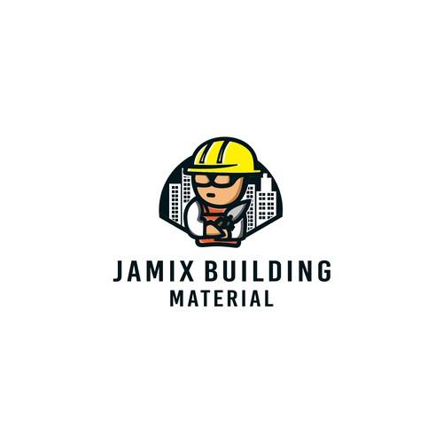 worker logo design