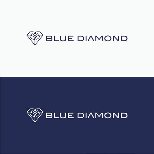 BLUE DIAMOND - LOGO