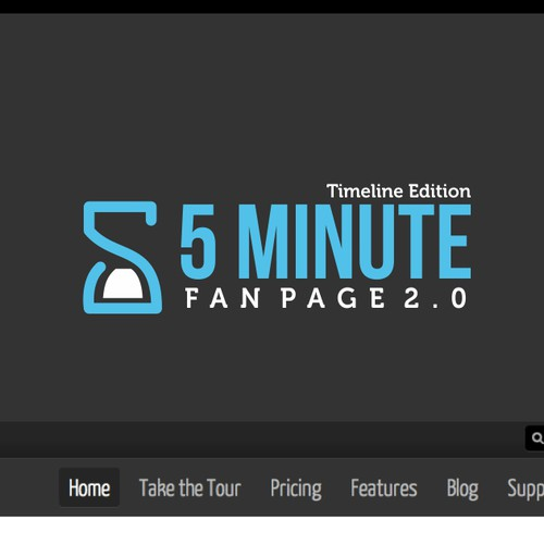 Help 5 Minute Fan Page 2.0 with a new logo