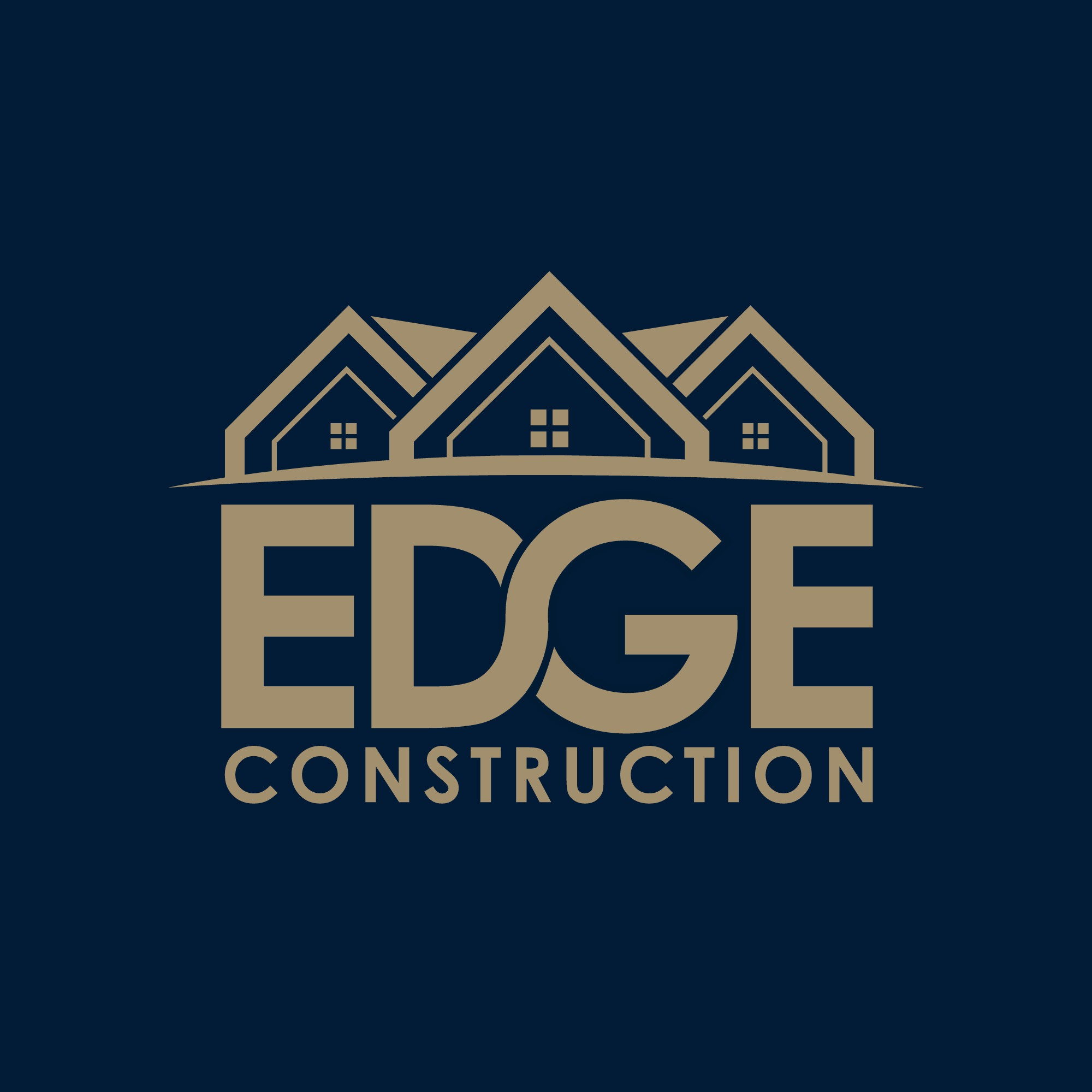 Design a world wide Edge Construction Logo