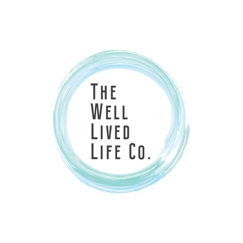 The Well Lived Life Co. logo submision