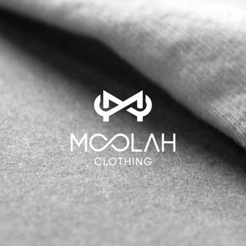 Logo for a clothing company.