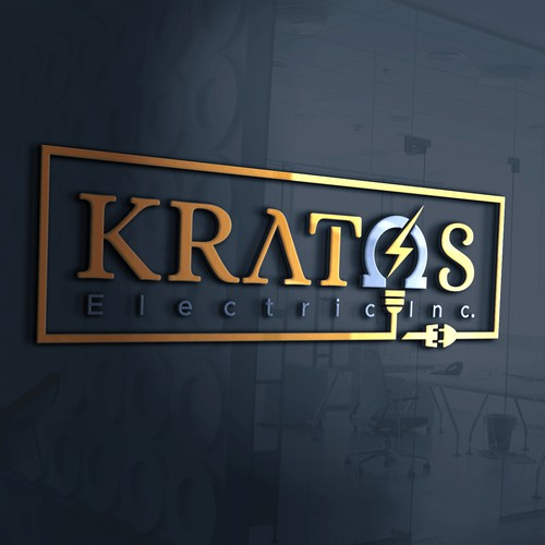 Kratos Electric Inc Logo