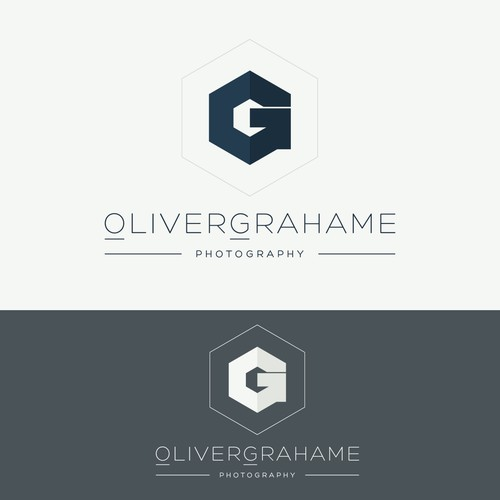 Architectural photographer logo