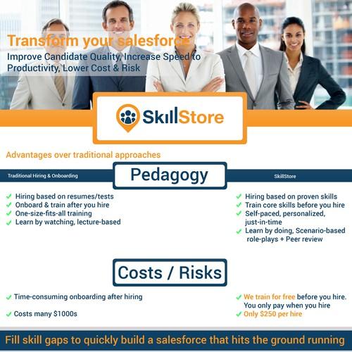 Skill store