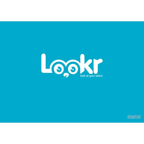 Can YOU give the Lookr logo a HAPPY touch?