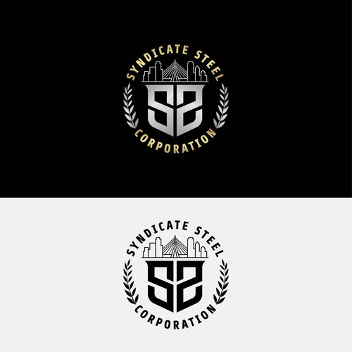 Syndicate Steel Corp. logo