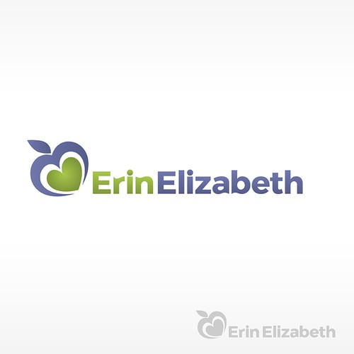 Logo concept for a Dietitian's blog