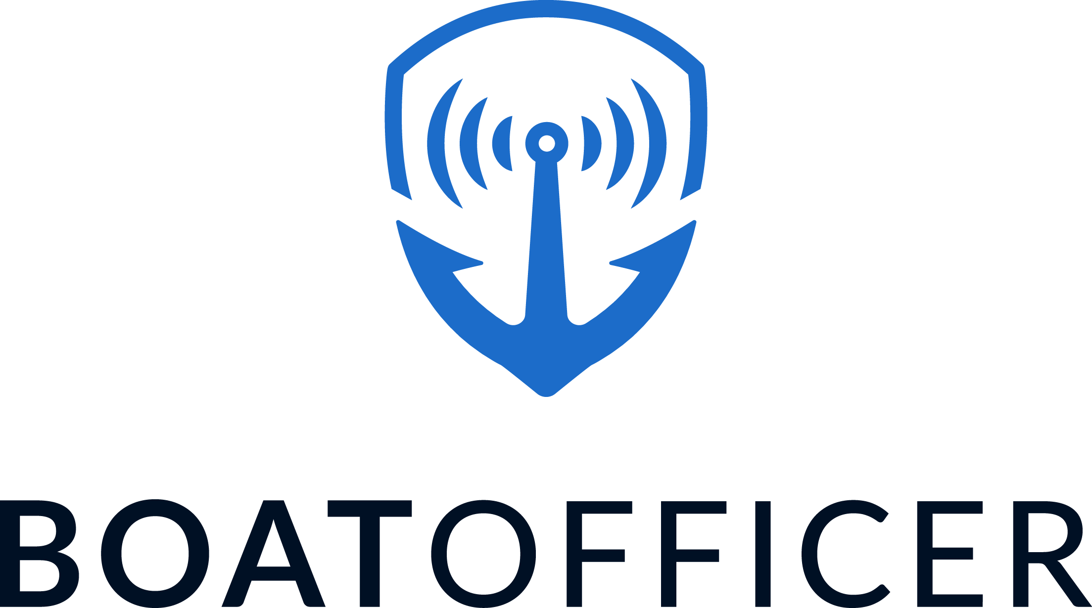 New Logo for an Innovative Product / Mobile Service: BoatOfficer