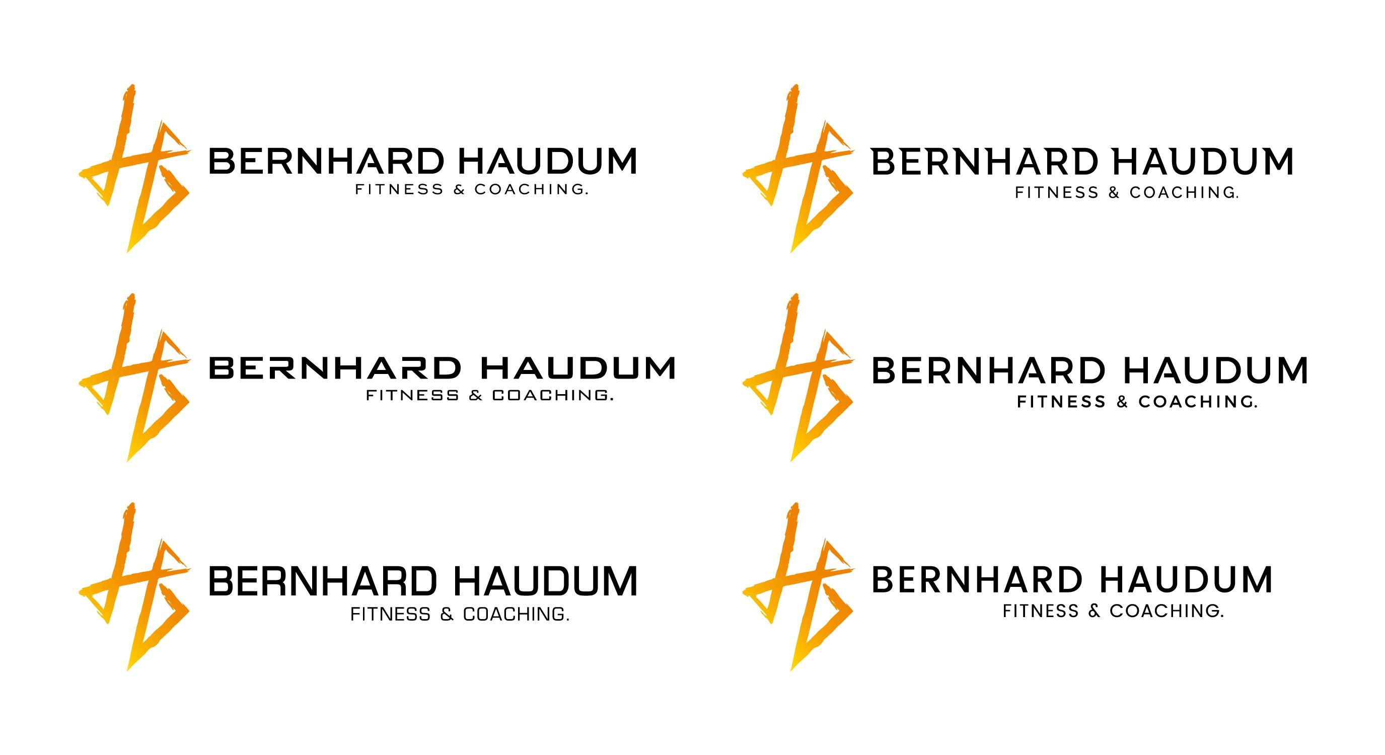 Fitness & Coaching. New Logo. Flash me.