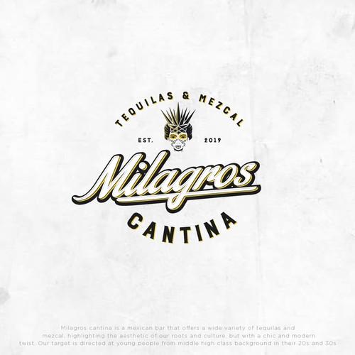 Logo for Milagros Cantina