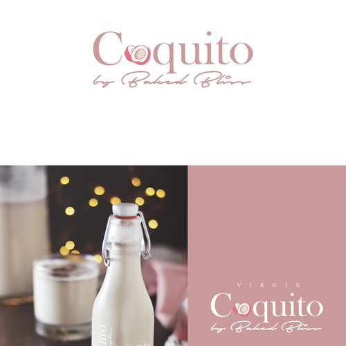 Coquito by baked bliss