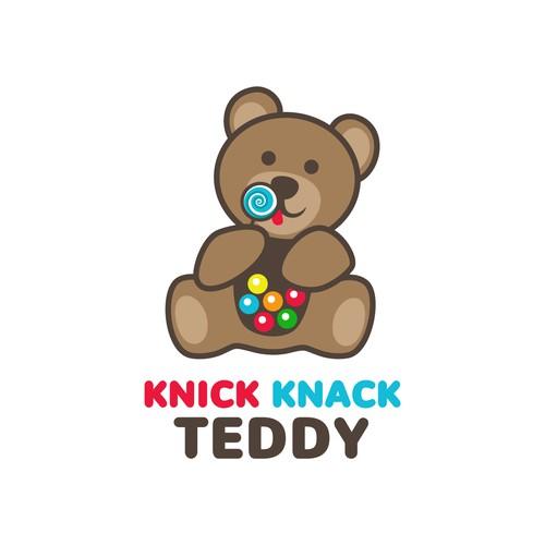 Knick Knack Teddy