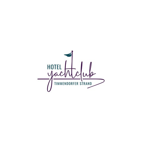 Logo for a sea side Hotel