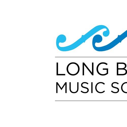 A music logo
