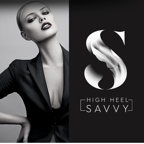 Logo design High Heel Savvy