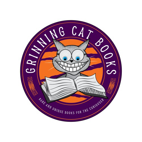 Grinning Cat Book for Children Product