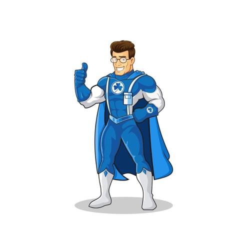 Super Mascot Design