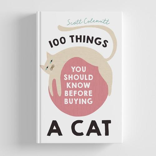 Book Cover Cat