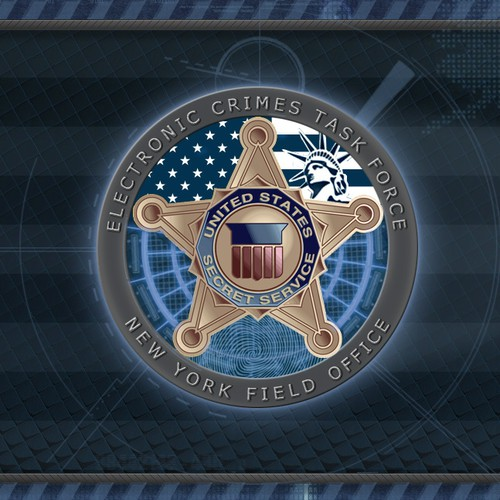 logo for United States Secret Service (New York Field Office) Electronic Crimes Task Force