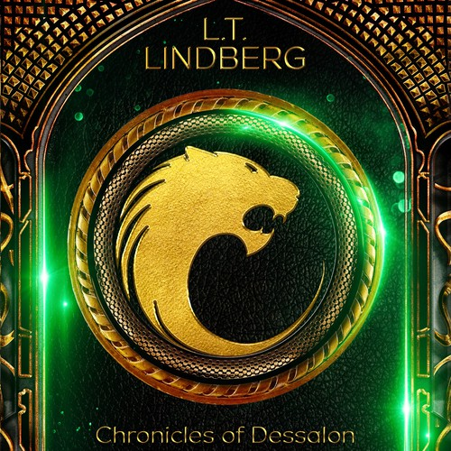 Book cover design - The Lost Ones by L.T.Lindberg