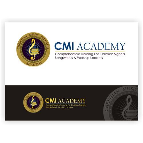 LOGO DESIGN: CMI Academy