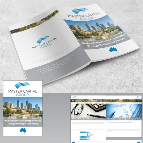 Master Capital Group design