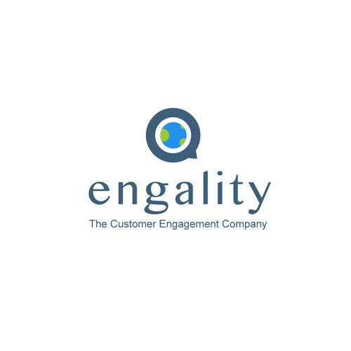 Logo concept for Customer Engagement Company