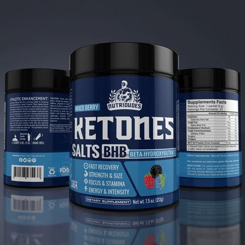 ketones salts bhb