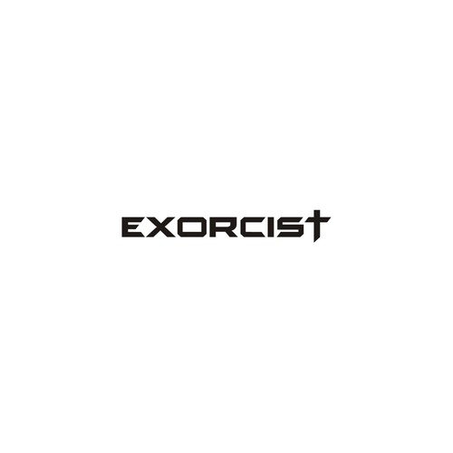 Exorcist Logo Design
