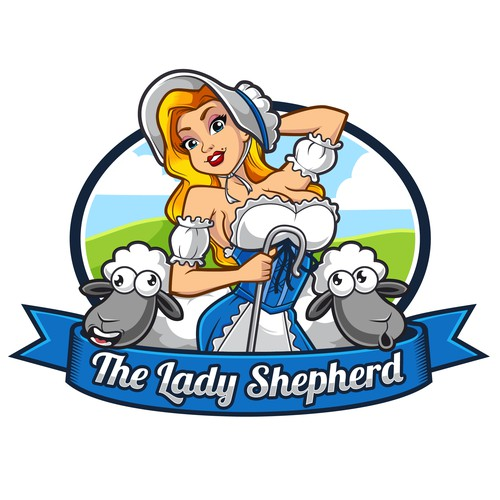 The Lady Shepherd