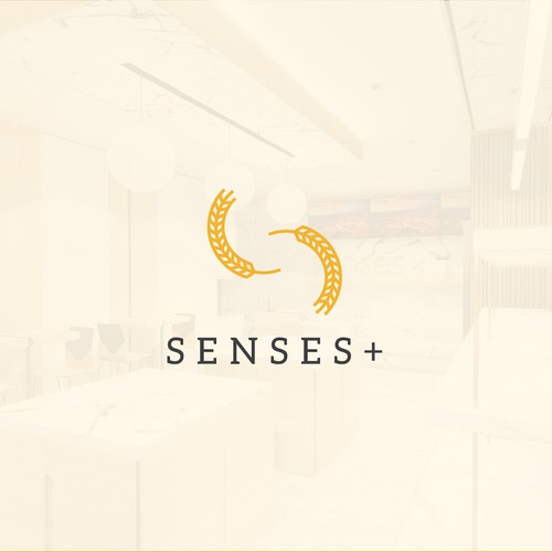 Logo Design - Senses+
