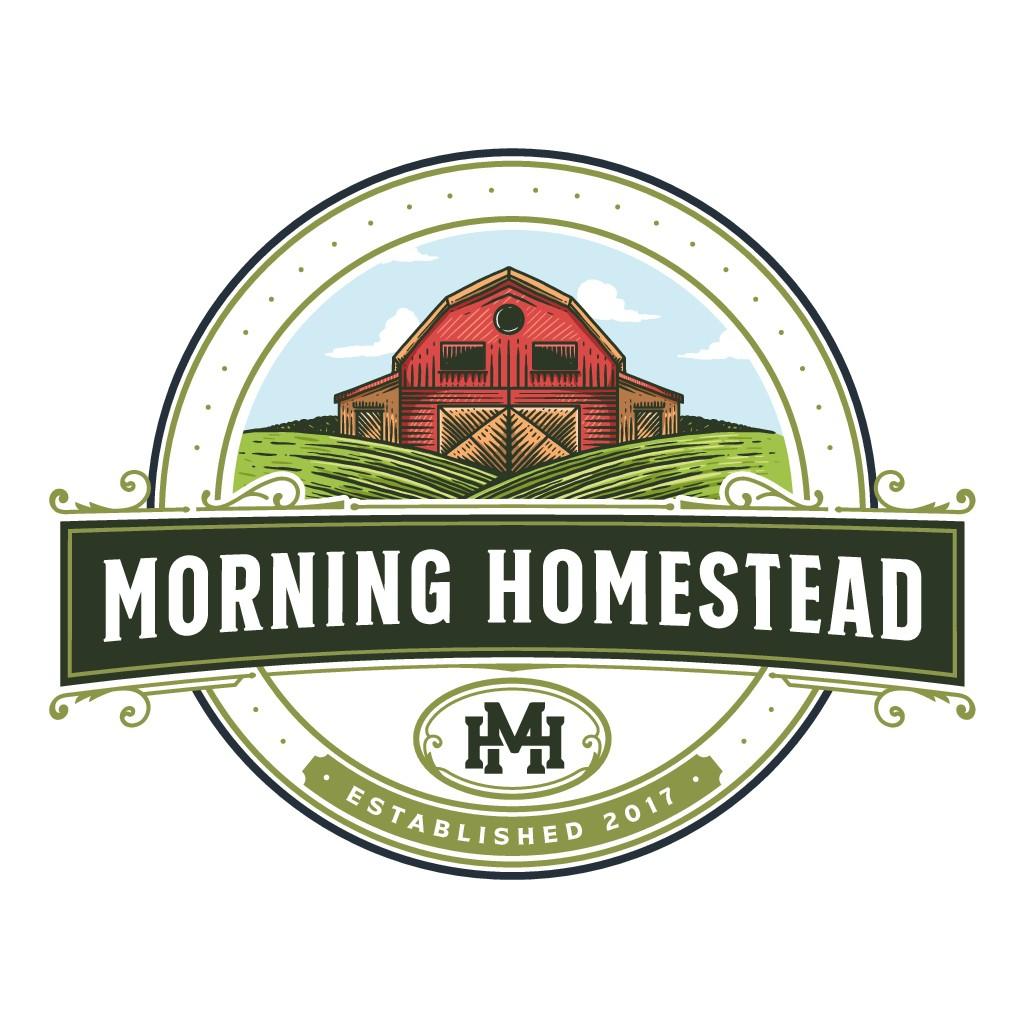Self-sufficiency & farming blog needs new creative logo direction