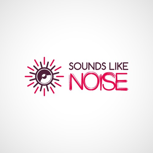Create a logo for all things noisy