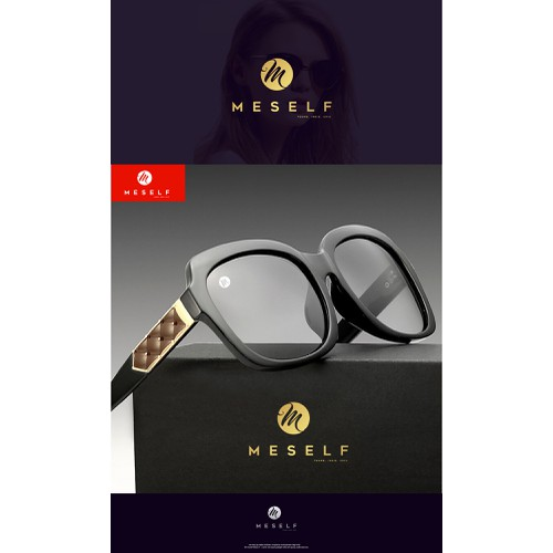 MeSelf Eye Wear Brand Concept 3