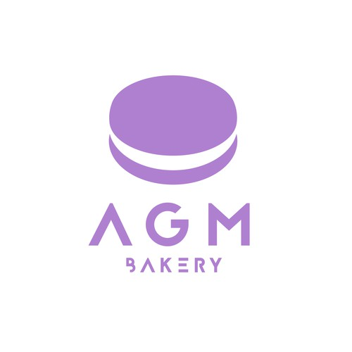 Minimal, simple logo for a bakery