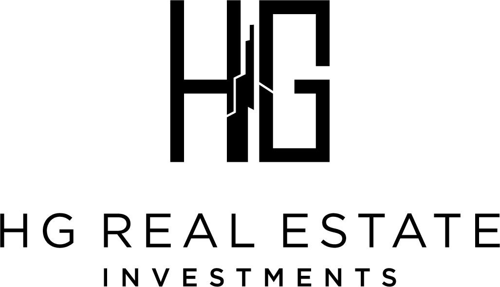 Design a sleek and modern logo for a real estate investment company in LA