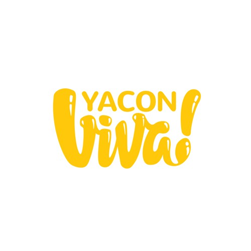 Custom Logotype for Health Food Syrup Brand