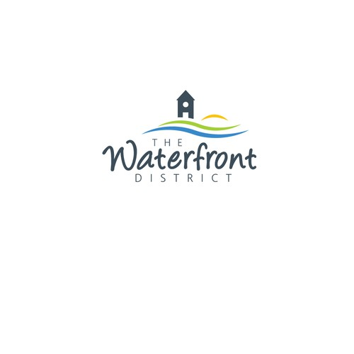 waterfront logo