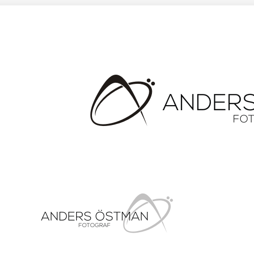Anders Östman needs a new logo