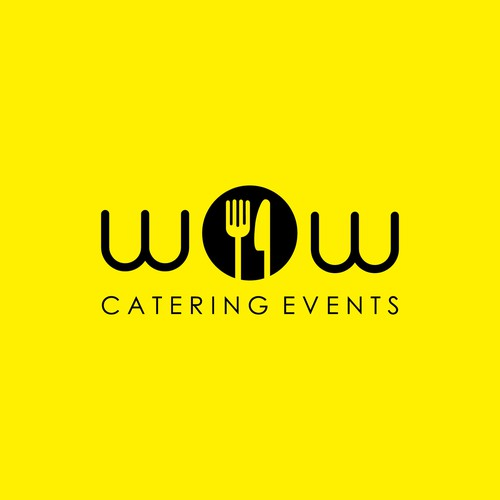 Catering and events logo.