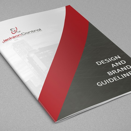 Brand Guide for Security Solutions
