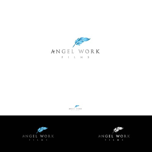 Angel Work Films Logo