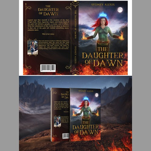 book The Daughter of Dawn