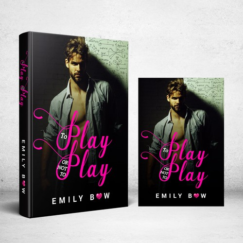 Book cover contest Winner
